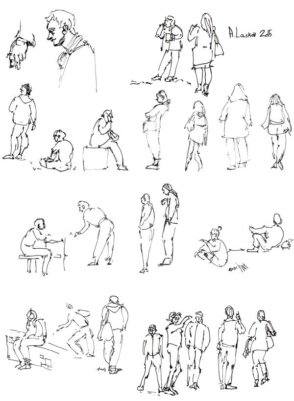 laskov sketches