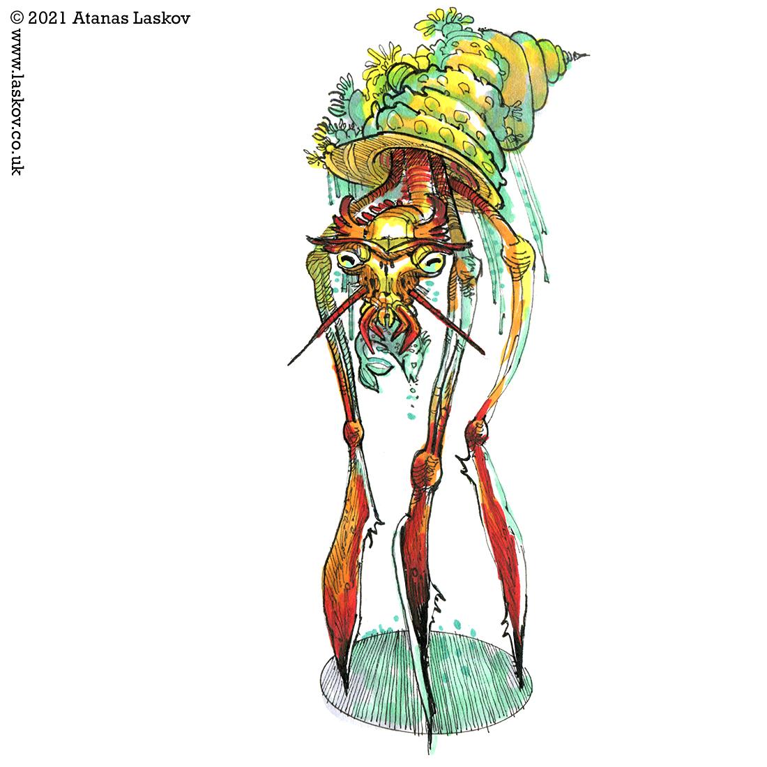 Stalker Crab